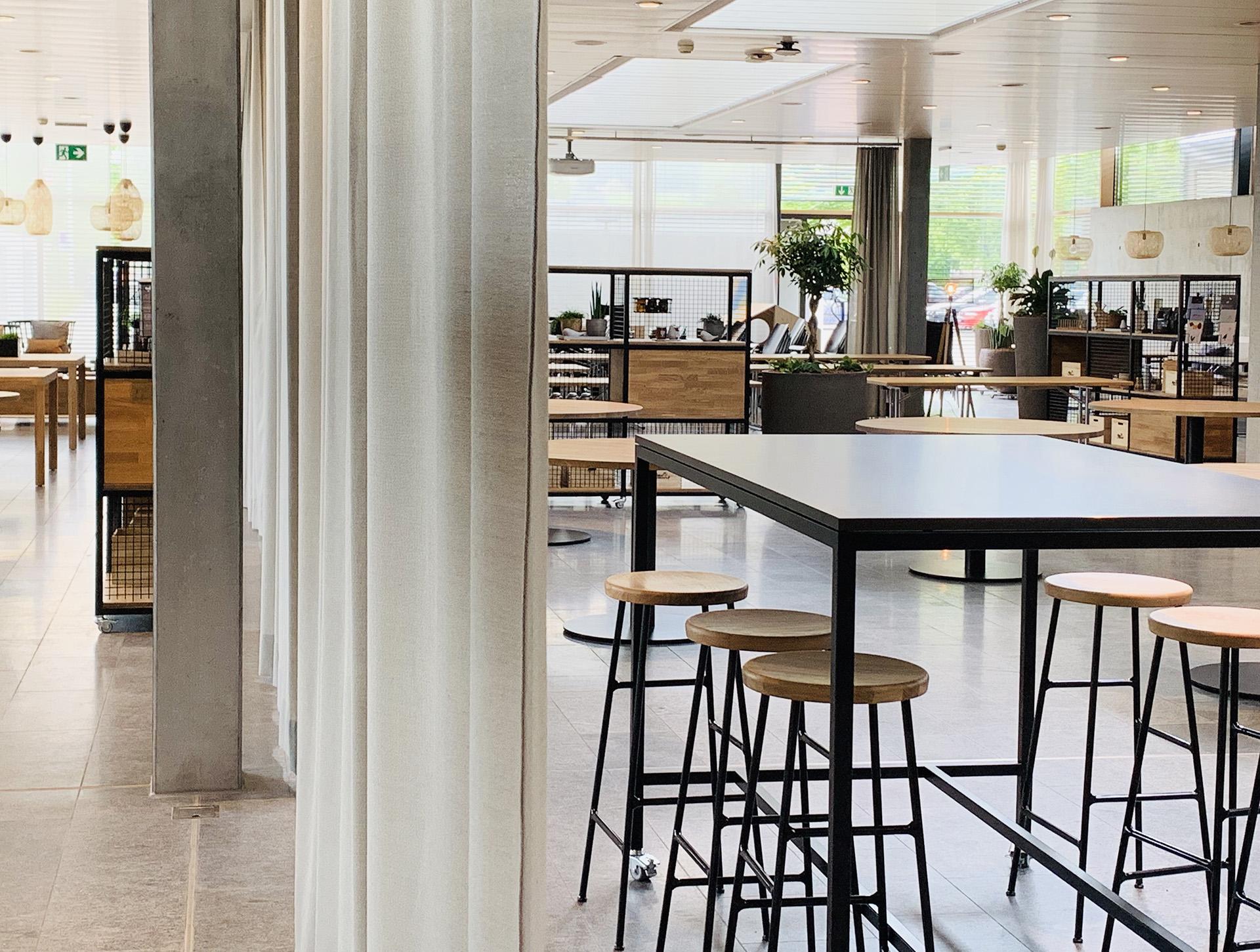 Genusswerkstatt vereint Restaurant mit einem nachhaltigen Verkaufsladen.